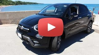 2016 Fiat 500X Review | 2016 Fiat 500X Test Drive | Chicago News