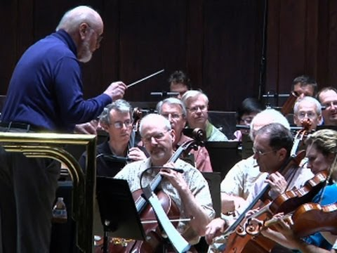 Detroit Symphony Plays John Williams' Tunes