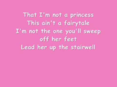 White Horse (w/ Lyrics) Taylor Swift