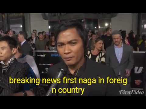 Tony jaa: furious 7 interview in Nagamese