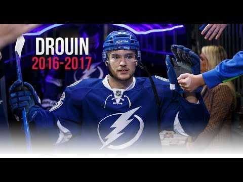 Jonathan Drouin's All Goals from the 2016-2017 NHL Season