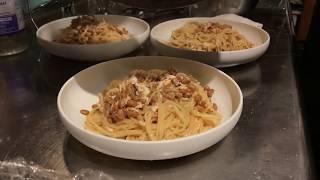 納豆スパゲティー|Kichikichi Omurice motokichiさんのレシピ書き起こし
