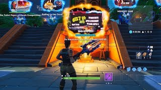 L'arc Explosif Trop cheat 😲😱😂 Fortnite Battle royal Gameplay Clip