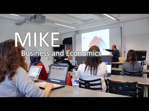 MIKE - M.Sc. in Business Economics / Economics at Aalborg University, Denmark