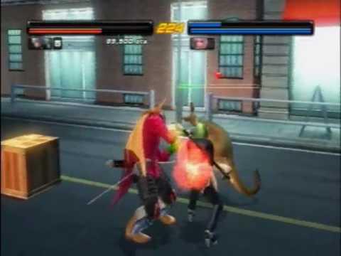 Tekken 6 Scenario Campaign - Unlock Hidden Area
