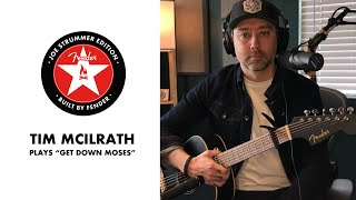 """Tim McIlrath Covers """"Get Down Moses"""" 