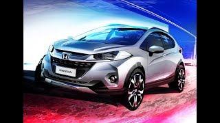 本田又推SUV新車,比飛度帥,關鍵價格還在10萬以內