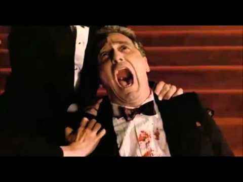 The Godfather III ending scene