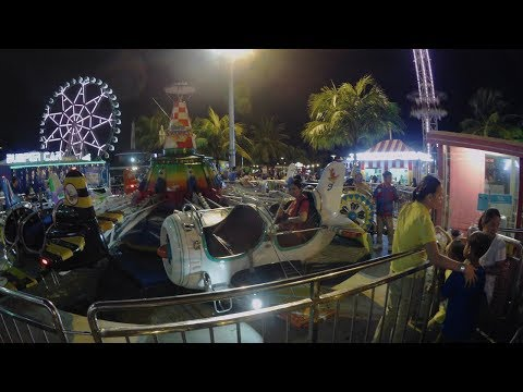 Poncho's Play at SM by the Bay Amusement Park Mall of Asia Philippines | Children Kids Video