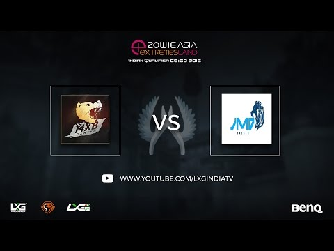 MxB Gaming vs JMD Origin | Round of 32 | ZOWIE eXTREMESLAND ASIA CS:GO 2016 Indian Qualifier