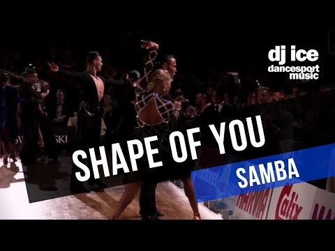 SAMBA | Dj Ice - Shape Of You (Ed Sheeran Cover)