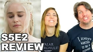 "Game of Thrones Season 5 Episode 2 ""The House of Black and White"" Review"