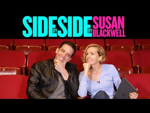 SIDE BY SIDE BY SUSAN BLACKWELL: Nick Cordero of A BRONX TALE