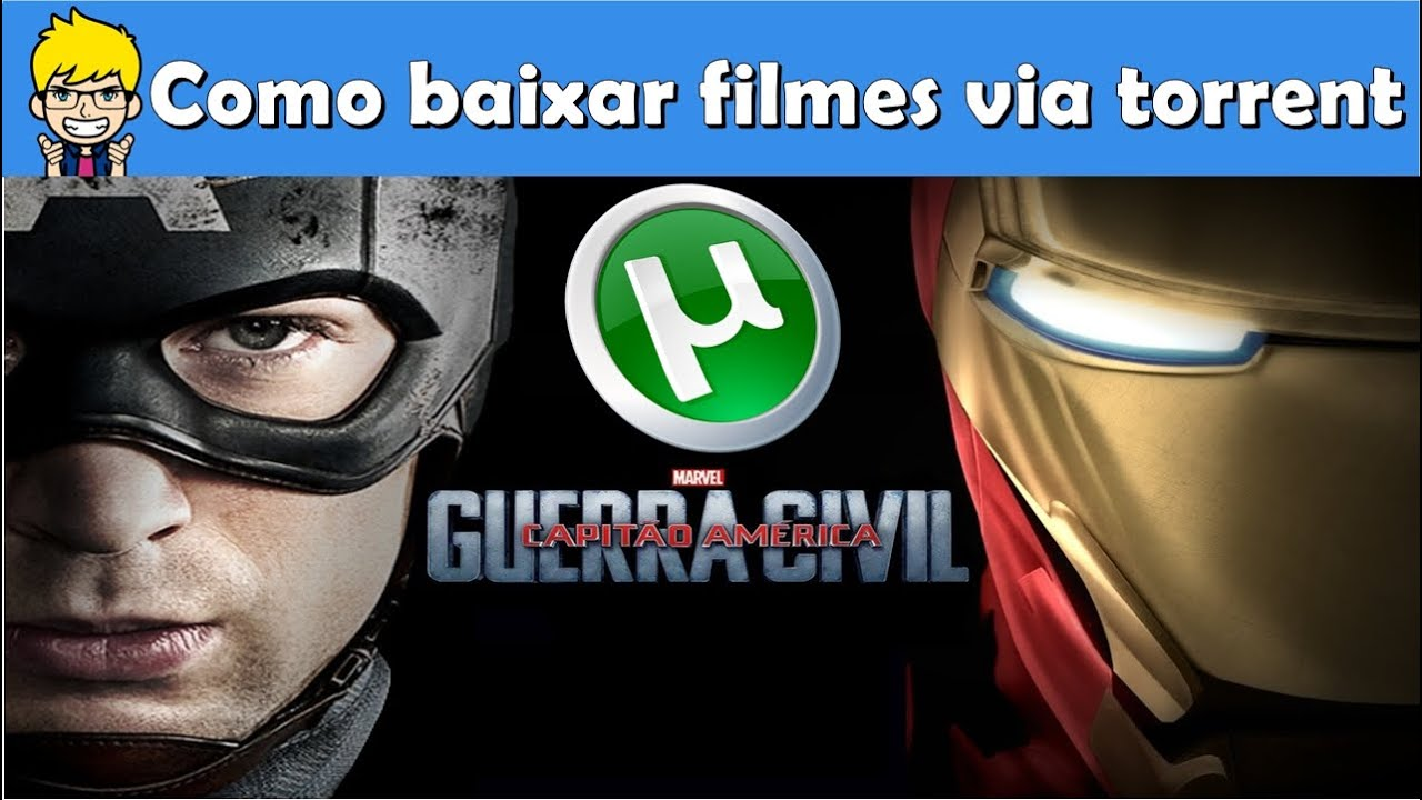 filmes via utorrent