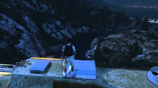 Gta 5 train- basejump