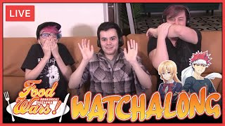 Live Watchalong! Food Wars on Crunchyroll! | Thomas Sanders thumbnail