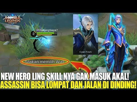 new-hero-ling---assassin-super-lincah!-bisa-lompat2-dinding-&-critical-besar!-mobile-legends