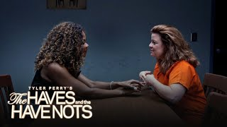Veronica Blackmails Katheryn | Tyler Perry's The Haves and the Have Nots | Oprah Winfrey Network