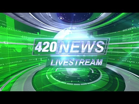 Delivery Weed in NYC & Growing Weed in an Airport! - 420 NEWS LIVESTREAM Ep.2