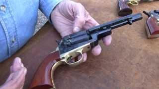 1851 Navy Colt Cartridge Conversion  ( Taylor