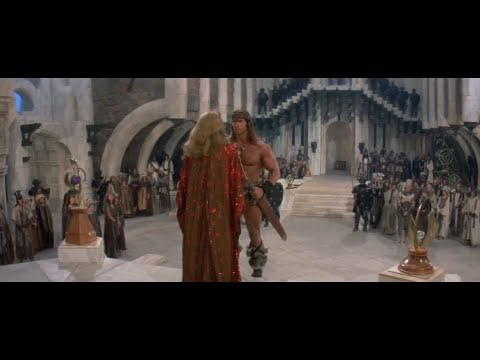 Conan The Destroyer - I'll Have My Own Kingdom, My Own Queen [HD]