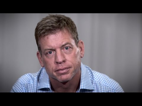 KWTX CBS Troy Aikman and Mike Singletary SUPER BOWL Commercial