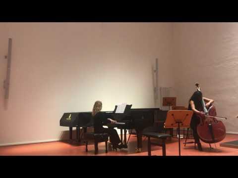 S. Koussevitzky Concerto By Samar Hafez
