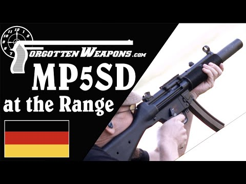 Download MP5SD at the Range: Subsonic vs Supersonic