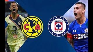 Cruz Azul vs América | Liga MX - Jornada 13 - Apertura 2019