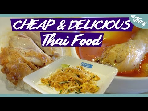 AMAZING Thai Food CHEAPER than Street Food?!?