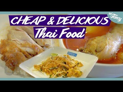 AMAZING Thai Food CHEAPER than Street Food?!?