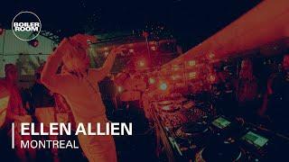 Ellen Allien | Boiler Room Montreal: Igloofest