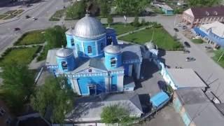 Церковь Иконы Божией Матери Казанская в Ачинске