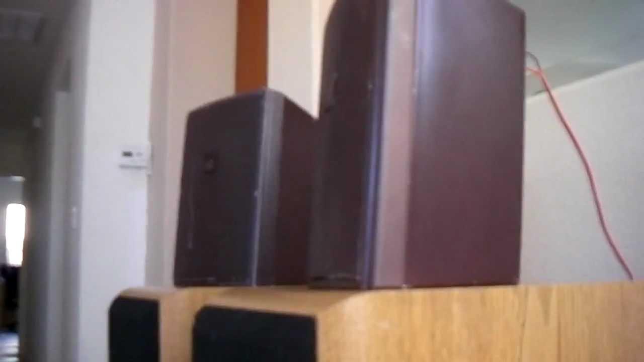 JBL Control 25 Professional 2 way indoor / outdoor Speakers