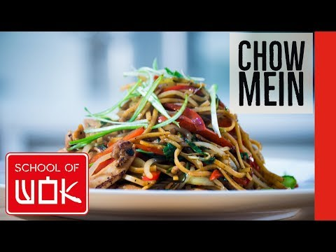 Simply Delicious Chinese Chicken Chow Mein Recipe
