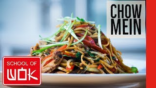 How to Cook a Simply Delicious Chicken Chow Mein - Wok Wednesdays