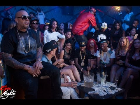 "Inside Future Music: Mally Mall Feat Wiz Khalifa and Tyga ""Behind the Scene Drop Bands On It"""