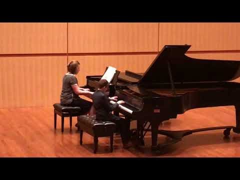 Connor (age11) Mozart Concerto No.17