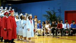 Bethany Custer gets Finneytown High School diploma