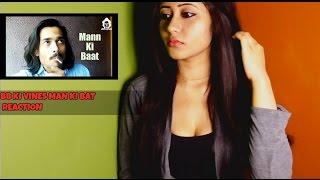 BB Ki Vines-  Mann Ki Baat  (REACTION)