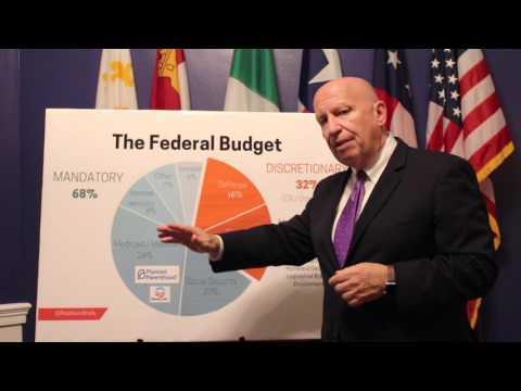 Kevin Brady Breaks It Down: Funding the Federal Budget