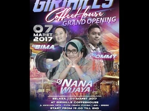 Closing Party Grihills House Cafe Surabaya BY DJ Berhijab Nana Wijaya & Bima Wijaya & Omy Jaya