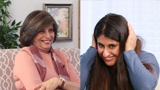"A Pakistani American Mother And Daughter Have ""The Talk"""