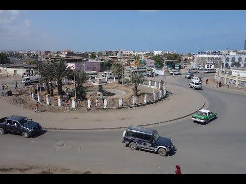 Djibouti Ville (جيبوتي) - Capital de Djibouti