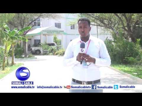 WASIIRKA ARIMAHA GUDAHA SOMALILAND OO KAHADLAY SIDAY UGU DIYAAR GAROOBEN DHANKA AMNIGA DOORASHOYINKA