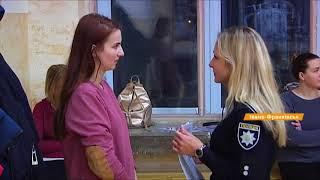 Маньякам мало не покажется - в Ивано-Франковске полицейские учат женщин драться