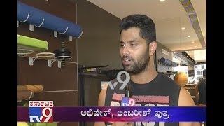 Abhishek Ambareesh Exclusive Interview On Amar' Movie | His Preparation For The Movie