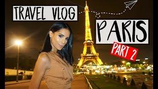 TRAVEL VLOG: PARIS & LONDON (part 2)