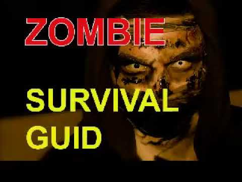 The Zombie Survival Guide Audiobook◄Zombie Audiobook Mp3