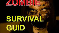 The Zombie Survival Guide Audiobook◄Zombie Audiobook